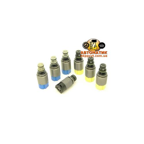 Комплект соленоидов ZF 6HP19/ 6HP21/ 6HP26/ 6HP28