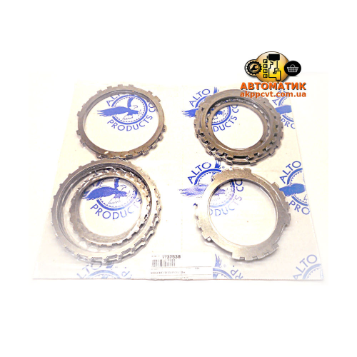 Комплект стальных дисков АКПП A760E A761E