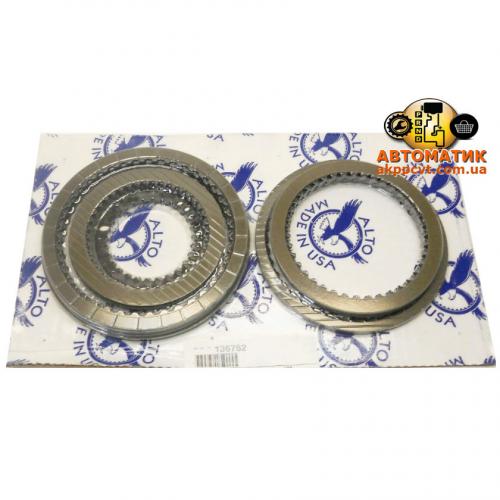 Комплект дисков фрикционных U140E/F