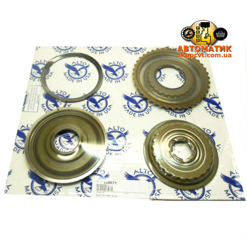 Set pistons automatic U760E