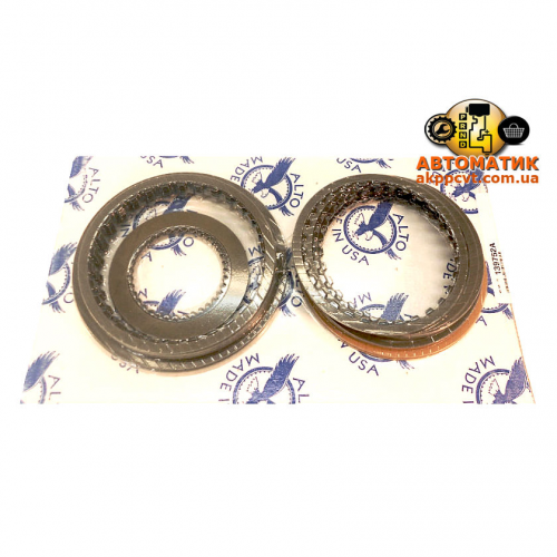 Set disc friction ZF5HP19 4WD (AWD)