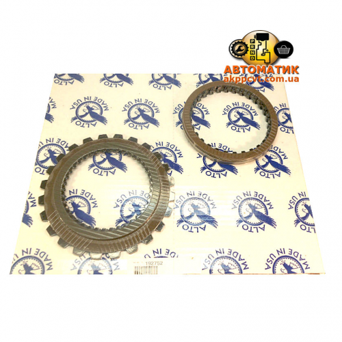 Set disc friction ZF4HP16 04+