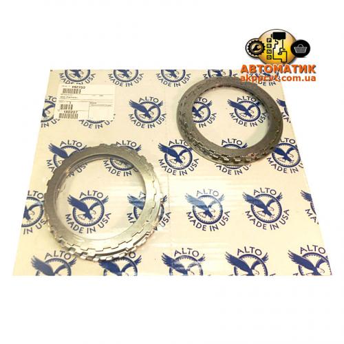Disk set steel ZF4HP16 04+