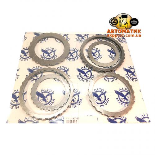 Комплект дисков стальных ZF6HP19/19X 2WD, 4WD 04+