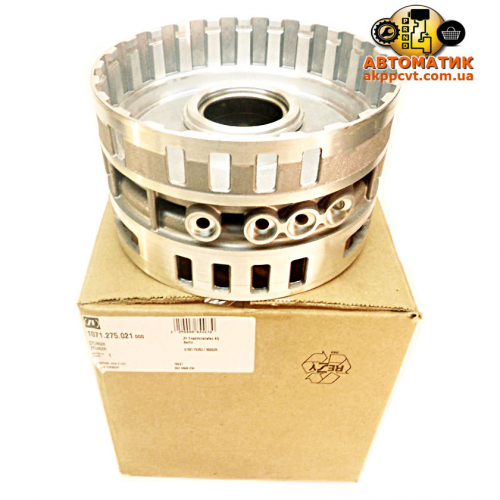 Package drum clutch (C, D) automatic transmission ZF 6HP19/ 6HP21