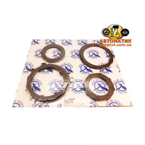 Set disc friction automatic DP0 / AL4