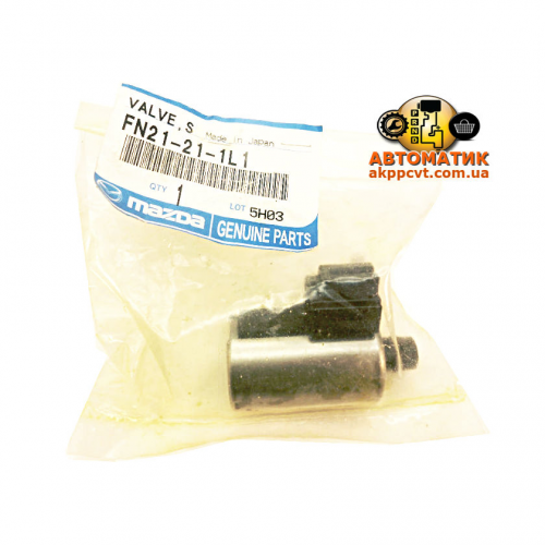 EPC pressure solenoid automatic 4F27E / FNR5