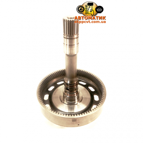 The input pinion shaft of the front planetary gear automatic transmission A8LR/ A8TR1 10+