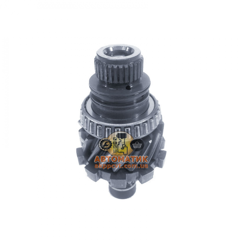 Intermediate shaft c driving gear and bearings of the automatic  transmission JF015E RE0F11A - АВТОМАТИК