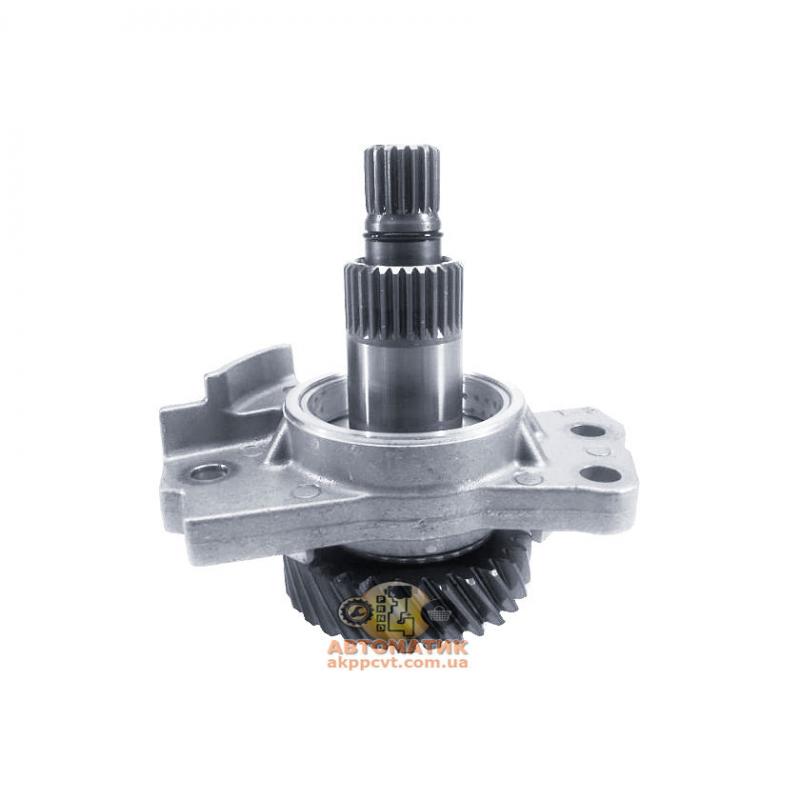 Input shaft Assembly with the shaft stator automatic transmission JF015E RE0F11A 09+ Jatco