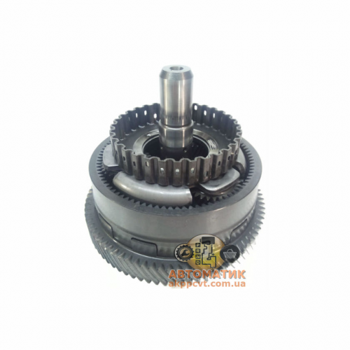 The planetary gear set of the fifth transmission automatic transmission Mazda FNR5